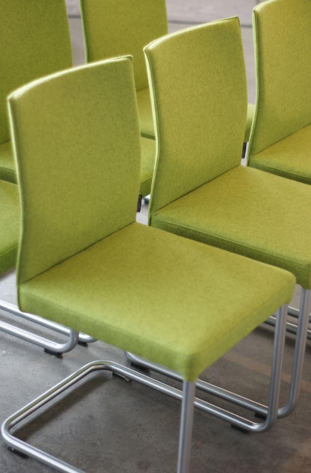 Mit nieten neu beziehen stuhl Stühle neu